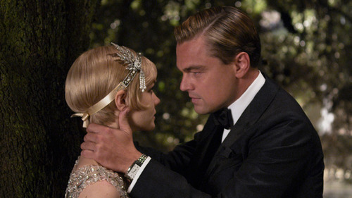 in The Movie Gatsby is